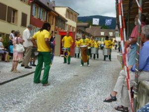 Percussion brésilienne neuchâtel
